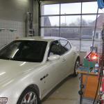 Maserati Quartro Porte,ladening rep